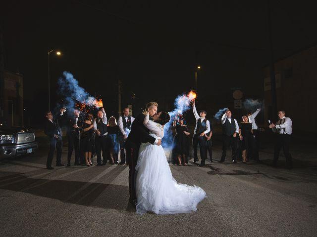 Jason and Brandi's Wedding in Houston, Texas 55