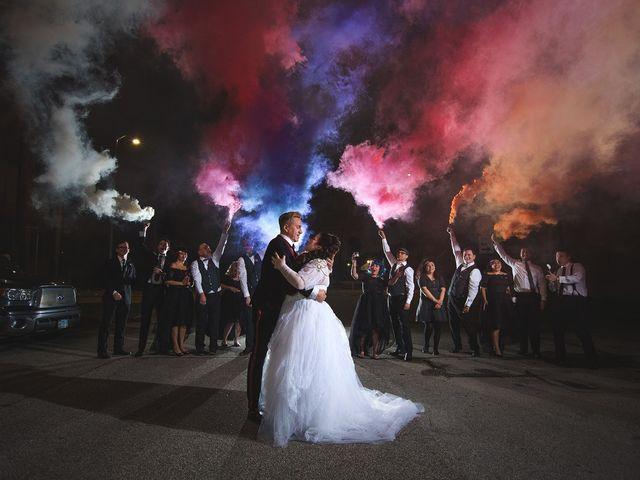 Jason and Brandi's Wedding in Houston, Texas 56