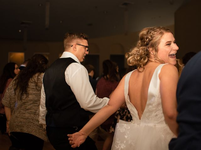 James and Hannah's Wedding in Michigan City, Indiana 3