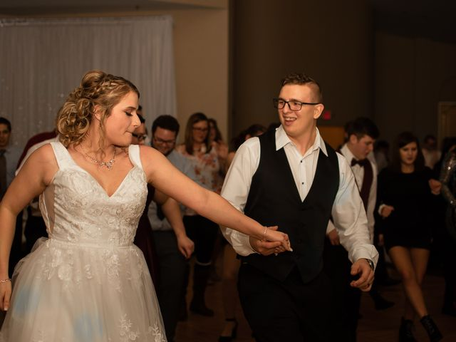 James and Hannah's Wedding in Michigan City, Indiana 4