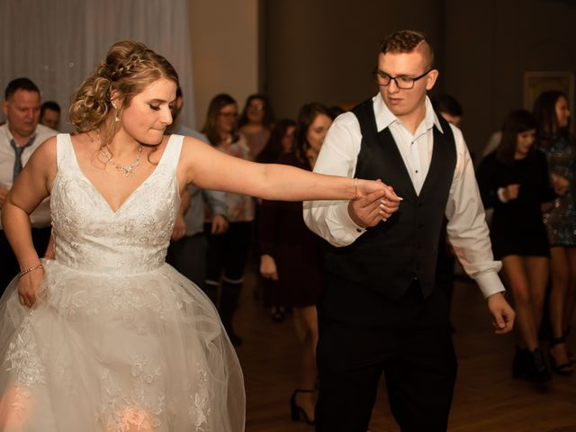 James and Hannah's Wedding in Michigan City, Indiana 5