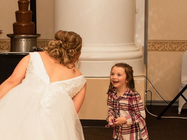 James and Hannah's Wedding in Michigan City, Indiana 6