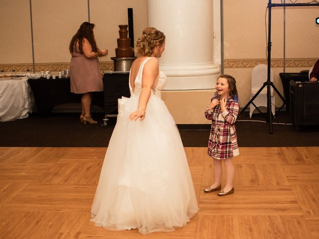 James and Hannah's Wedding in Michigan City, Indiana 7