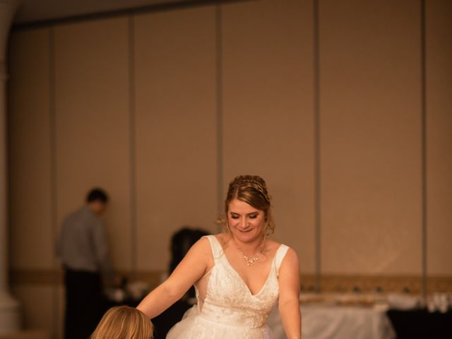 James and Hannah's Wedding in Michigan City, Indiana 13
