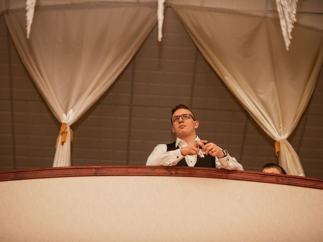 James and Hannah's Wedding in Michigan City, Indiana 19