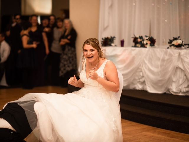 James and Hannah's Wedding in Michigan City, Indiana 21