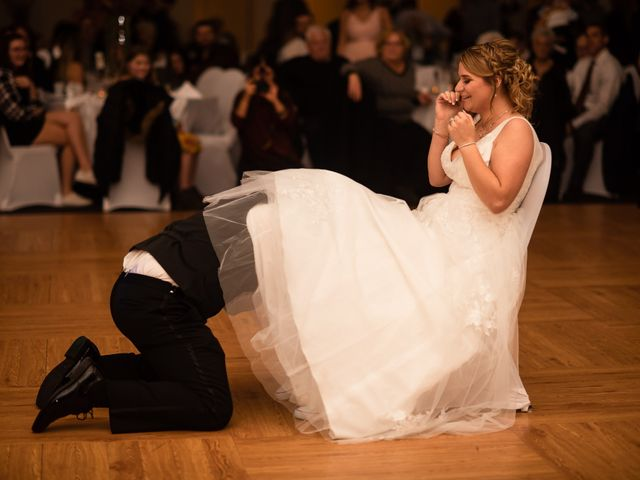 James and Hannah's Wedding in Michigan City, Indiana 22