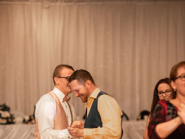 James and Hannah's Wedding in Michigan City, Indiana 29