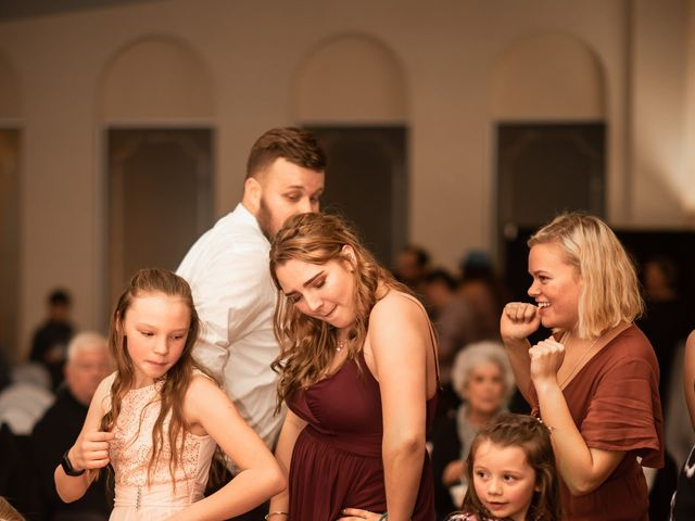 James and Hannah's Wedding in Michigan City, Indiana 30