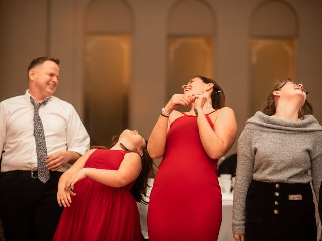 James and Hannah's Wedding in Michigan City, Indiana 31