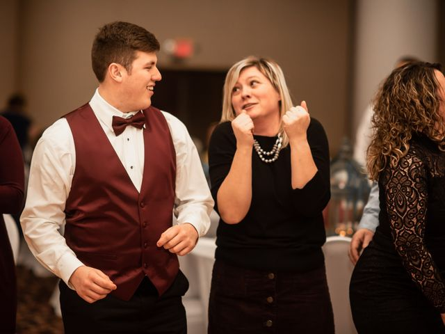 James and Hannah's Wedding in Michigan City, Indiana 32