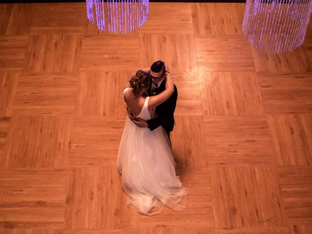 James and Hannah's Wedding in Michigan City, Indiana 55