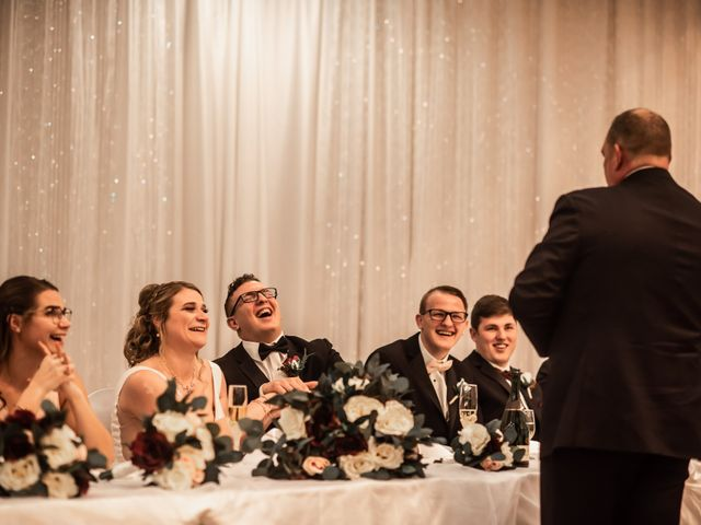 James and Hannah's Wedding in Michigan City, Indiana 62