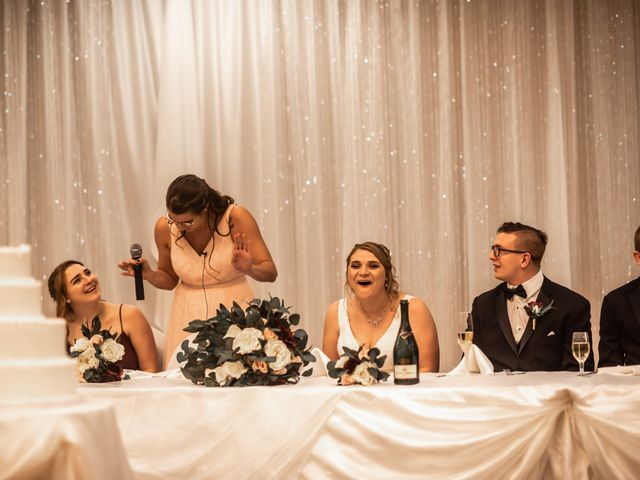 James and Hannah's Wedding in Michigan City, Indiana 74