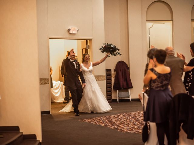 James and Hannah's Wedding in Michigan City, Indiana 84