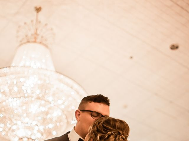 James and Hannah's Wedding in Michigan City, Indiana 1