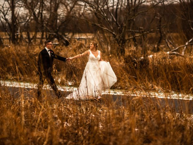 James and Hannah's Wedding in Michigan City, Indiana 103