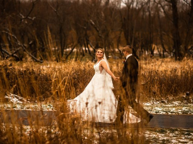James and Hannah's Wedding in Michigan City, Indiana 104