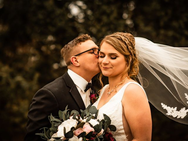 James and Hannah's Wedding in Michigan City, Indiana 111