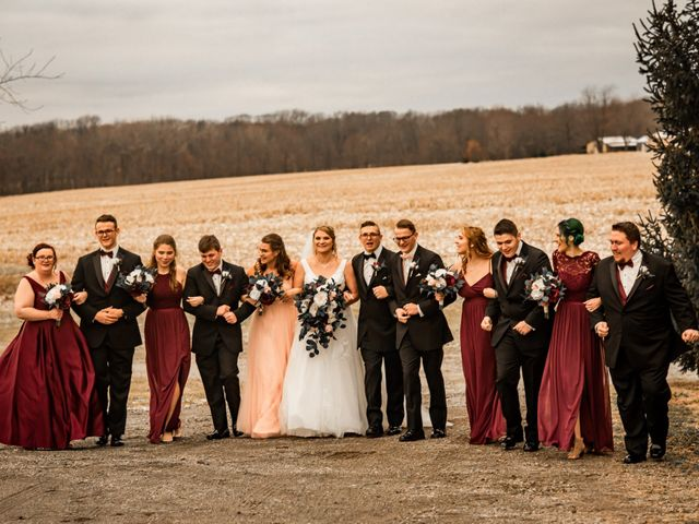 James and Hannah's Wedding in Michigan City, Indiana 117