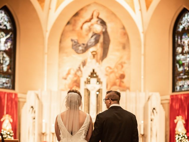 James and Hannah's Wedding in Michigan City, Indiana 124