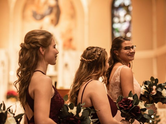 James and Hannah's Wedding in Michigan City, Indiana 125