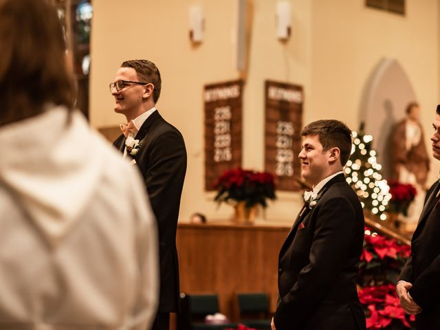 James and Hannah's Wedding in Michigan City, Indiana 126
