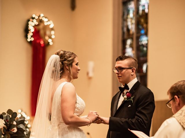 James and Hannah's Wedding in Michigan City, Indiana 127