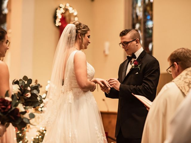 James and Hannah's Wedding in Michigan City, Indiana 128