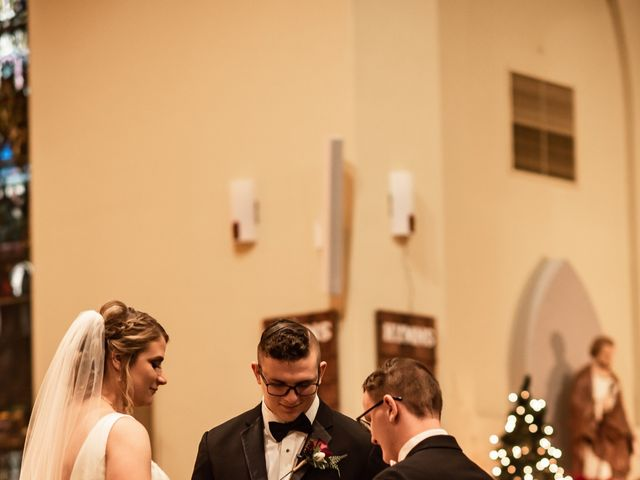 James and Hannah's Wedding in Michigan City, Indiana 130
