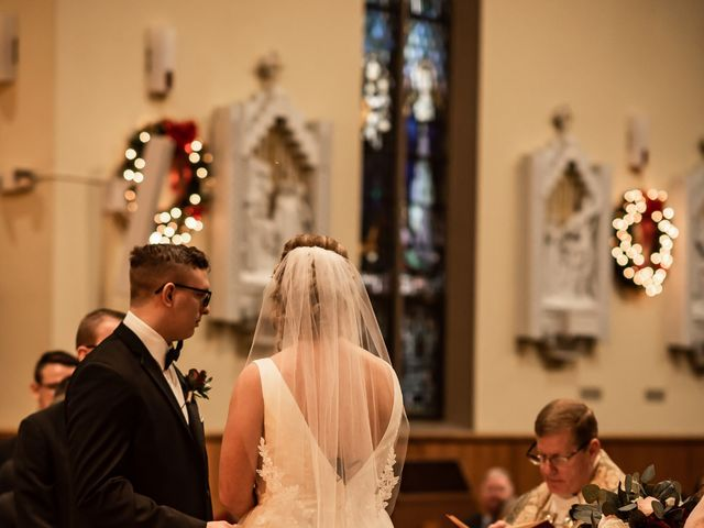 James and Hannah's Wedding in Michigan City, Indiana 132