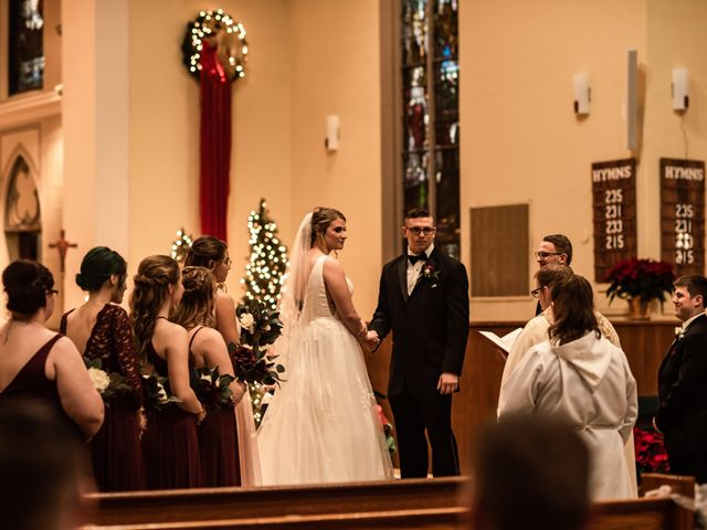 James and Hannah's Wedding in Michigan City, Indiana 133