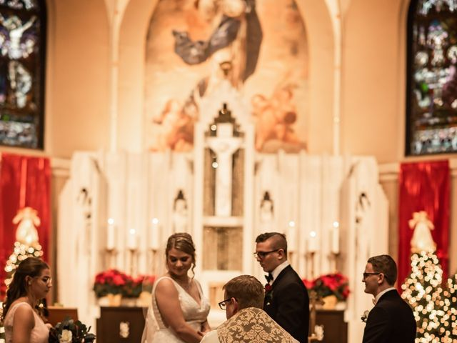 James and Hannah's Wedding in Michigan City, Indiana 134