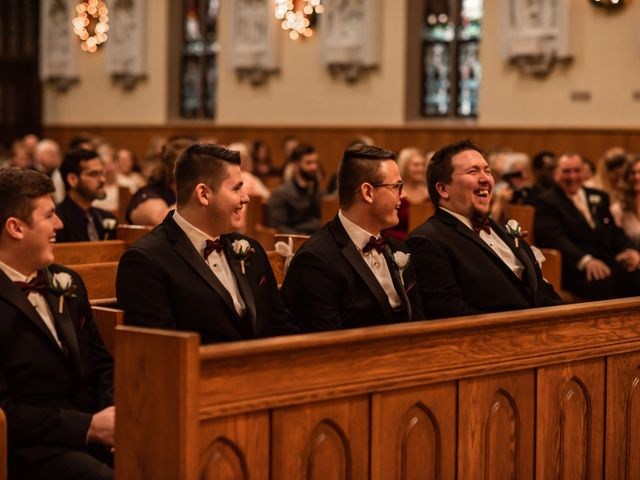 James and Hannah's Wedding in Michigan City, Indiana 135