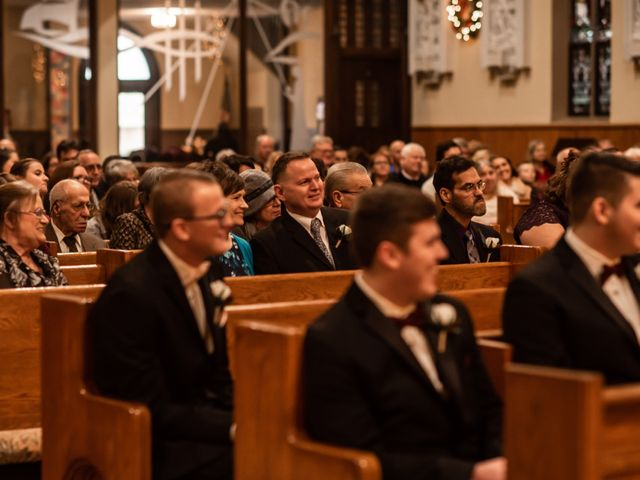 James and Hannah's Wedding in Michigan City, Indiana 136