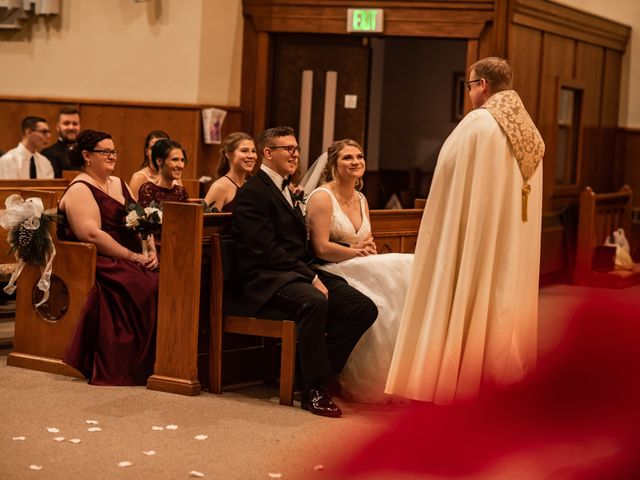 James and Hannah's Wedding in Michigan City, Indiana 137