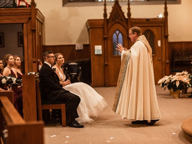 James and Hannah's Wedding in Michigan City, Indiana 138