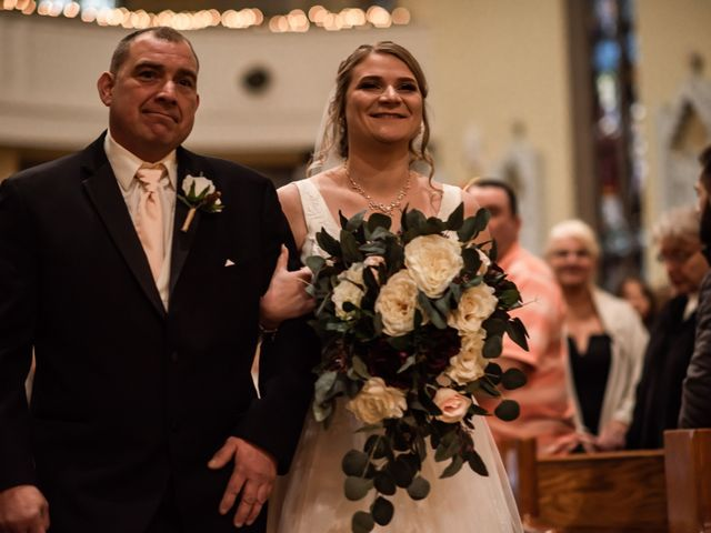 James and Hannah's Wedding in Michigan City, Indiana 142