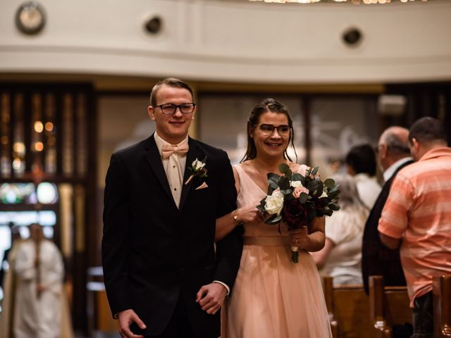 James and Hannah's Wedding in Michigan City, Indiana 149