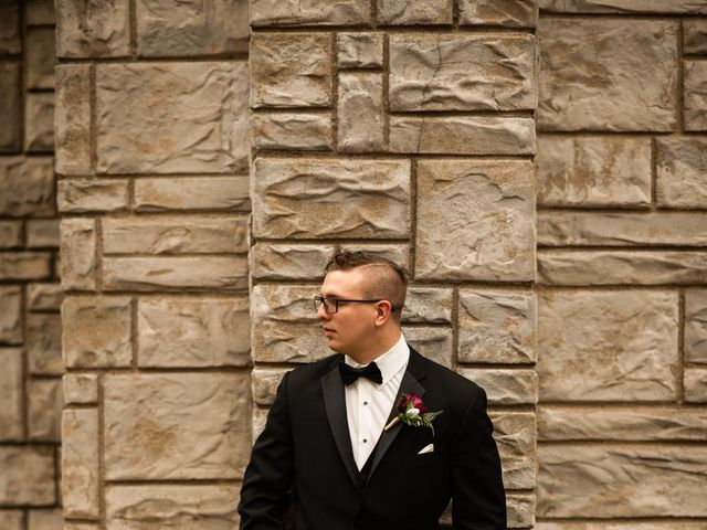 James and Hannah's Wedding in Michigan City, Indiana 158