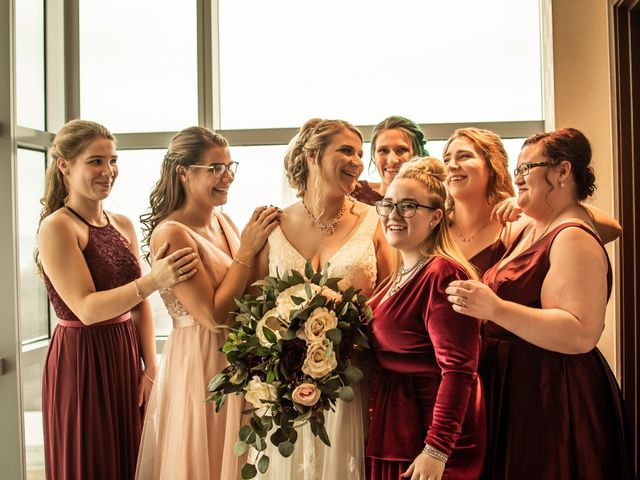 James and Hannah's Wedding in Michigan City, Indiana 159