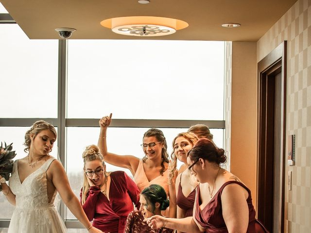 James and Hannah's Wedding in Michigan City, Indiana 160