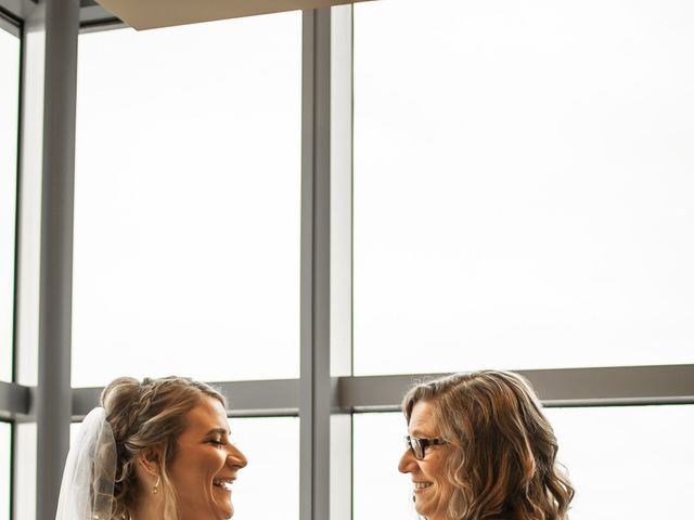 James and Hannah's Wedding in Michigan City, Indiana 161