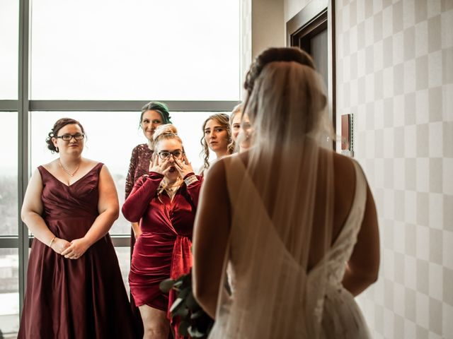 James and Hannah's Wedding in Michigan City, Indiana 165