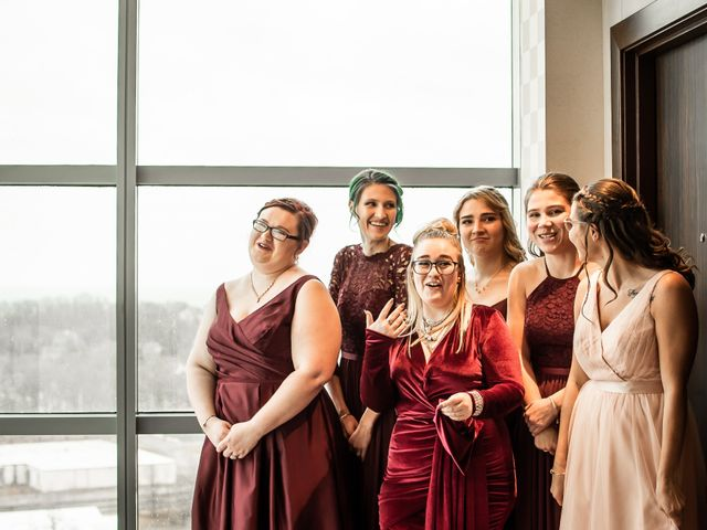 James and Hannah's Wedding in Michigan City, Indiana 166