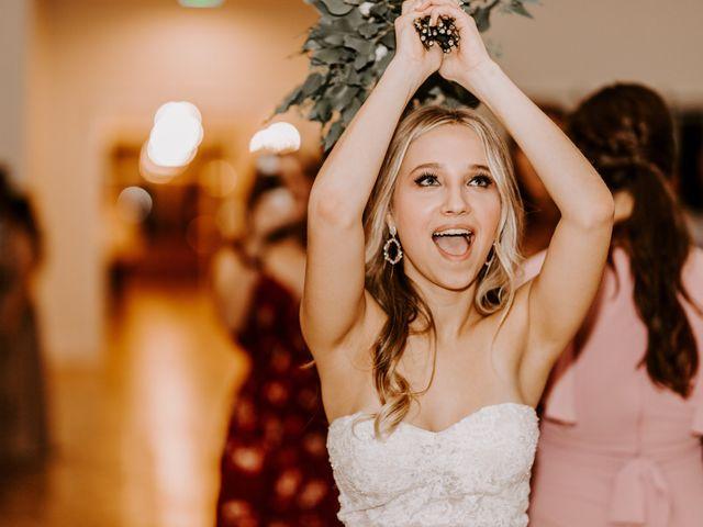 Leevi and Lauren's Wedding in Aubrey, Texas 6