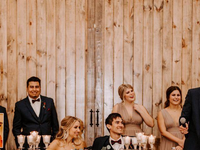 Leevi and Lauren's Wedding in Aubrey, Texas 11