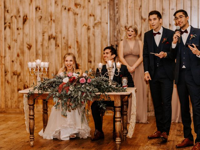 Leevi and Lauren's Wedding in Aubrey, Texas 12