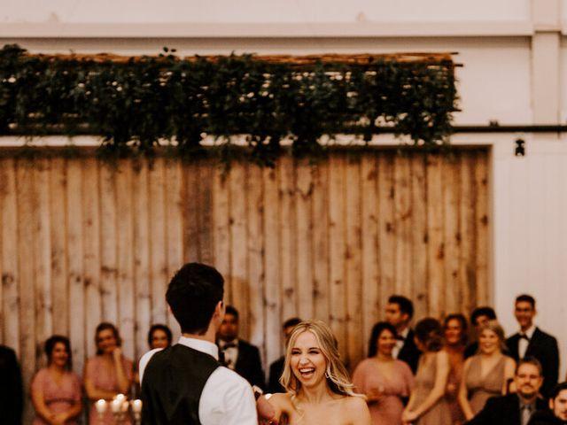 Leevi and Lauren's Wedding in Aubrey, Texas 18