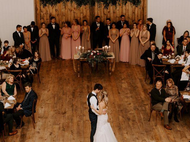 Leevi and Lauren's Wedding in Aubrey, Texas 19